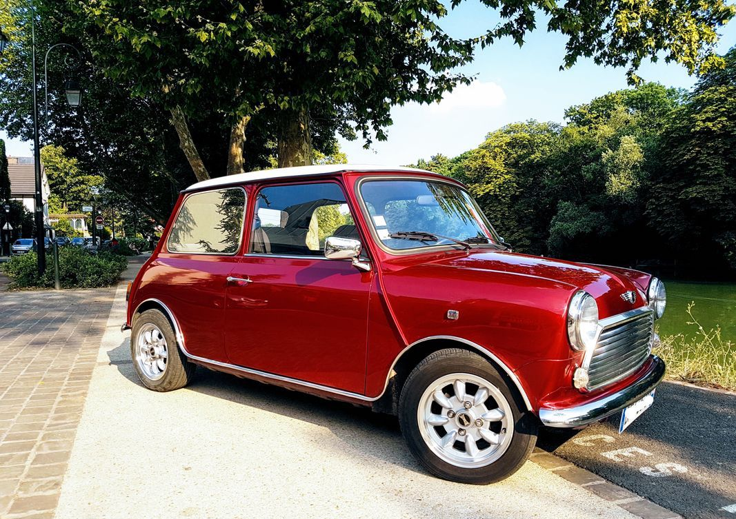 Minifinity The Classic Mini Forum and Resource | • View topic - Hi